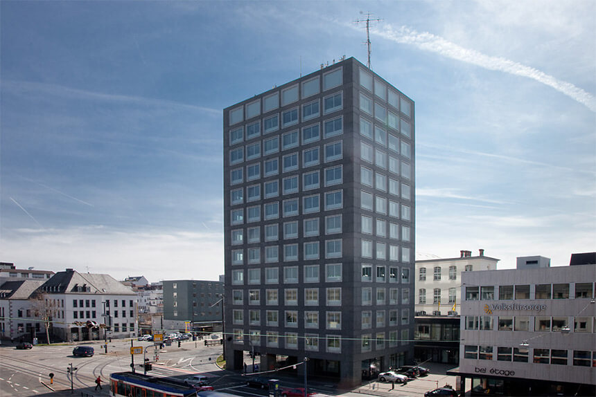 Office Tower, Rheinstraße 40-42 in Darmstadt